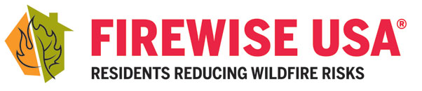 Firewise logo and motto