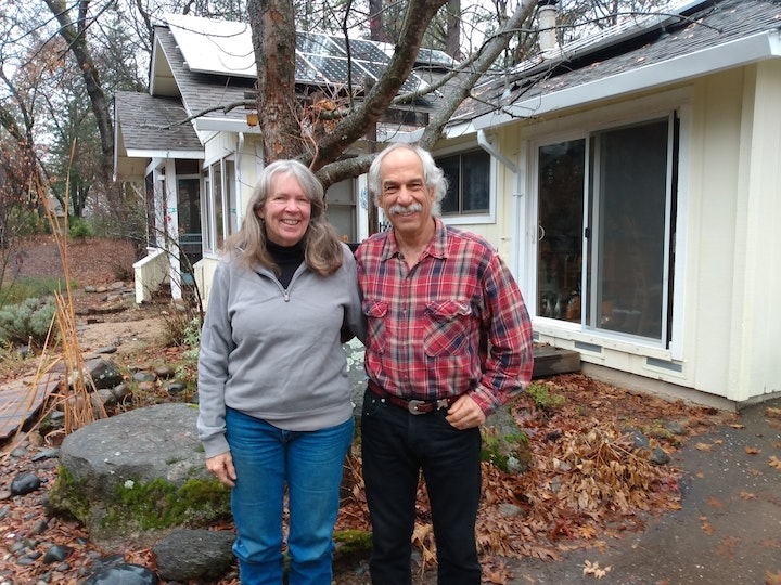 Oak Hill Area residents that are hardening their home