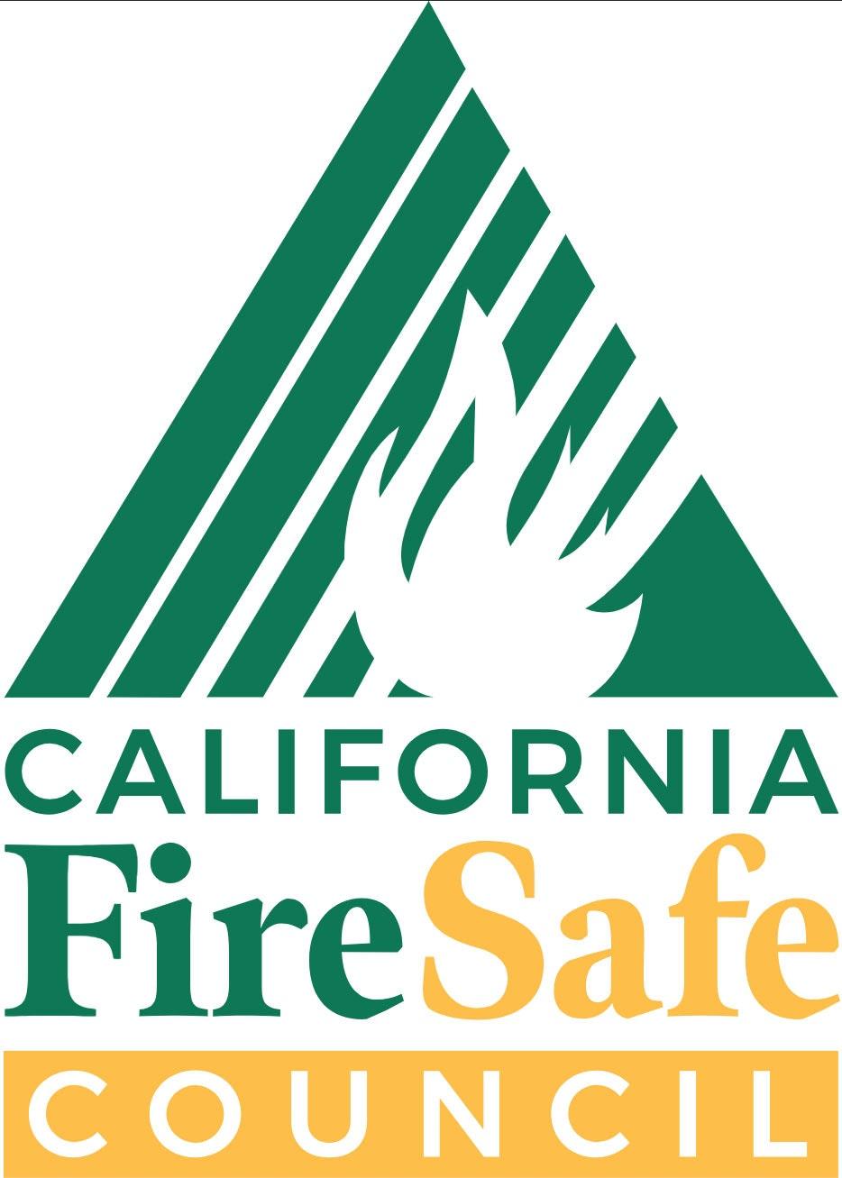 California Fire Safe Council logo