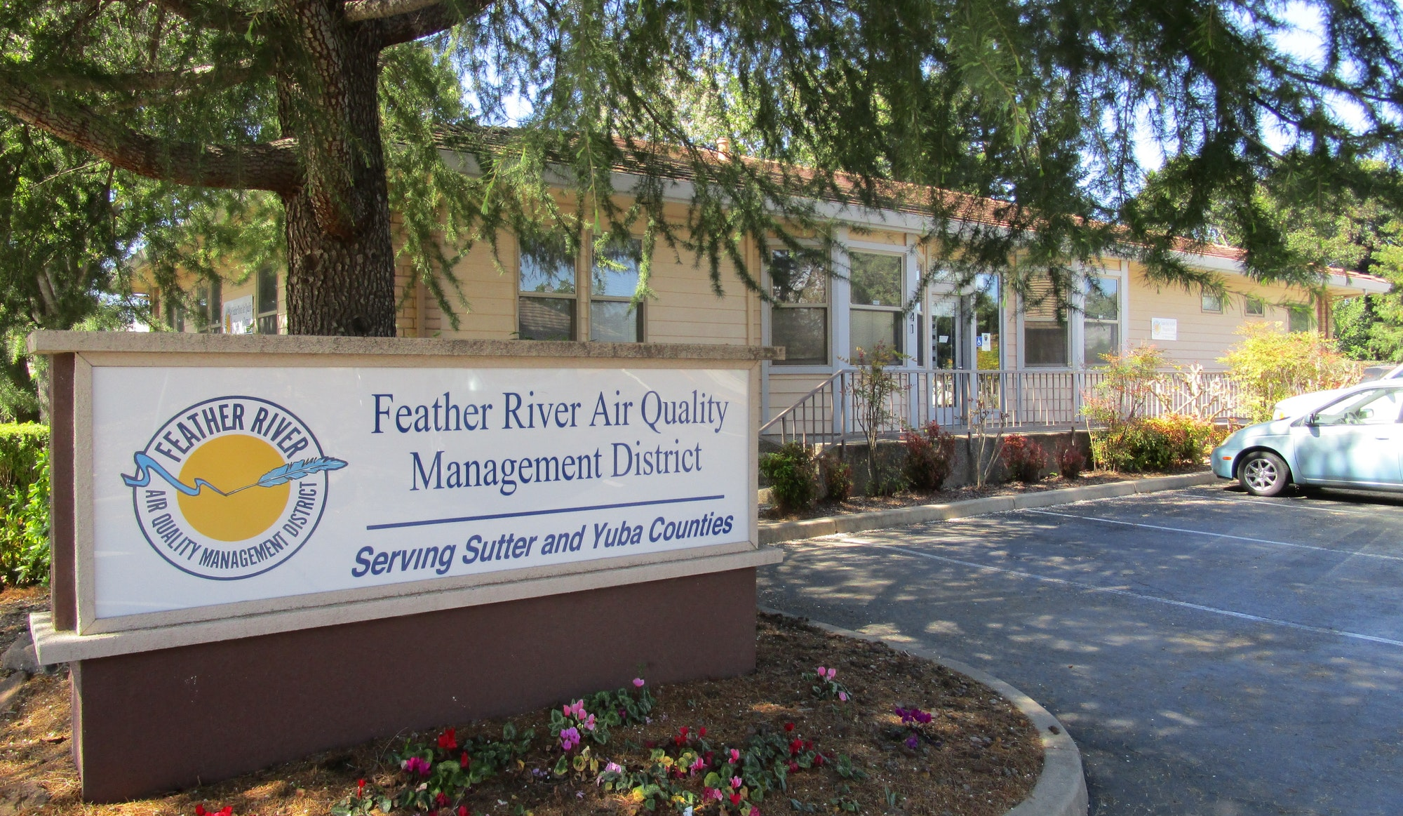 Our mission feather river air quality management district for Washington state motor vehicle emission inspection station