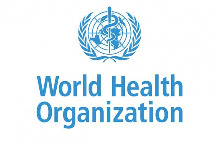 Image of World Health Organization logo.