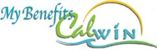 My benefits Calwin logo