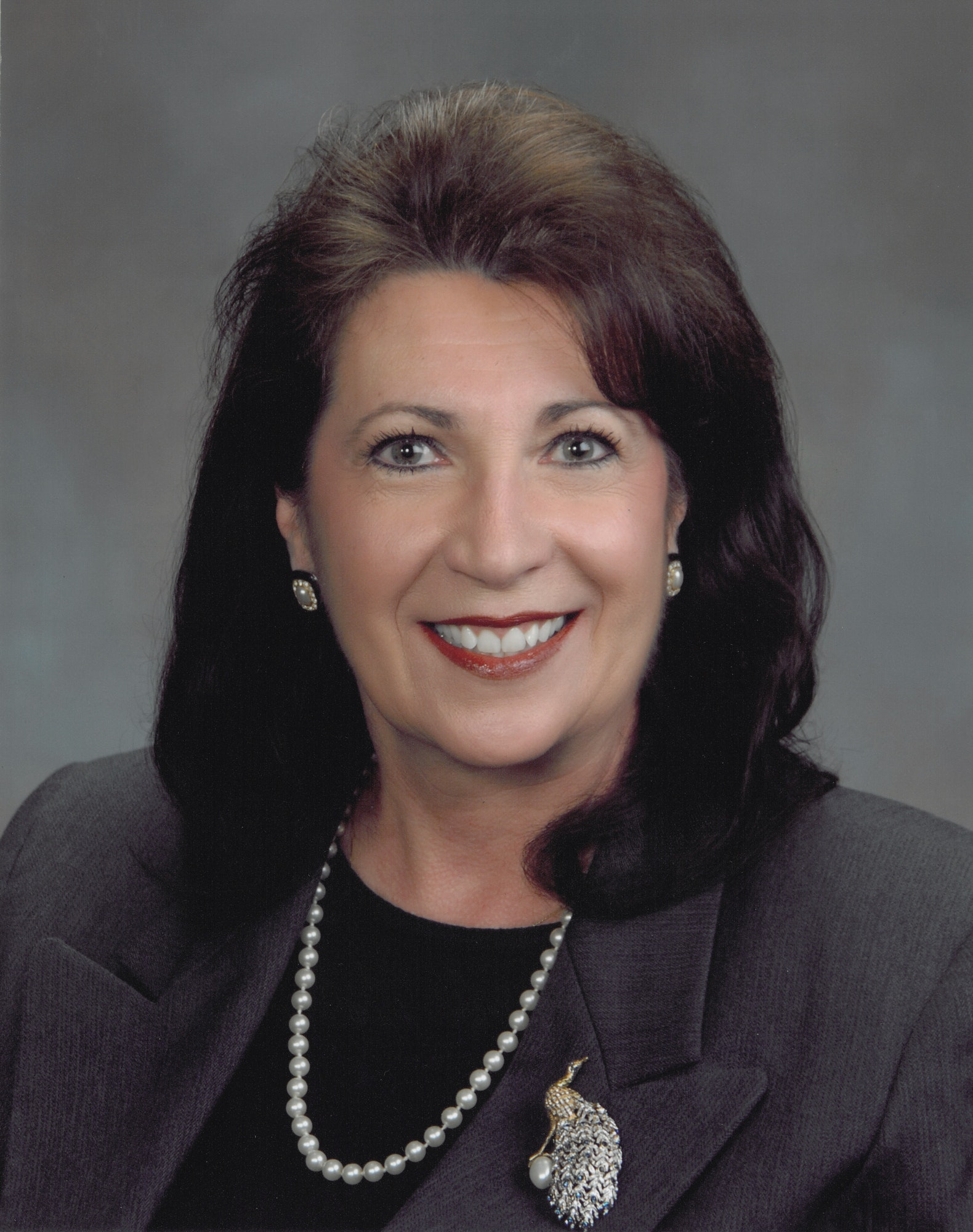 head and shoulders of Barbara Mroz