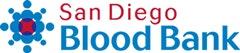 San Diego Blood Blank Logo