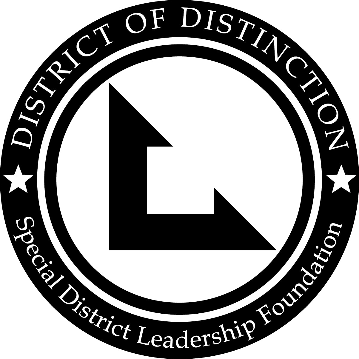 CSDA District of Distinction Logo