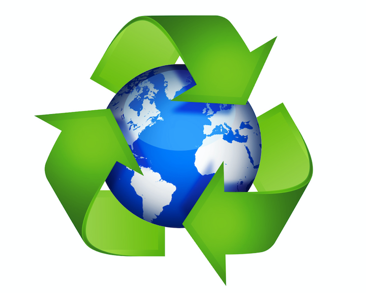 May contain: recycling symbol and symbol