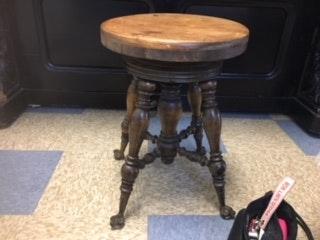 May contain: furniture and bar stool