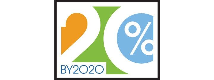 20 x 2020 Logo