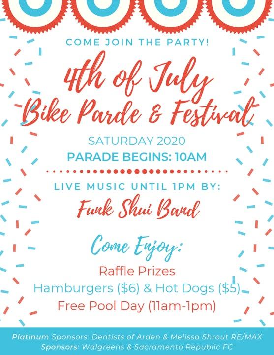 July Fourth Flyer