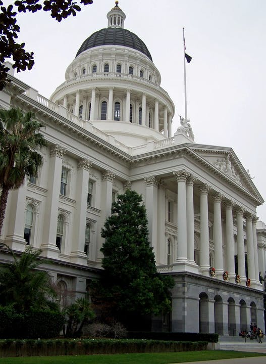 Sacramento Capital Building