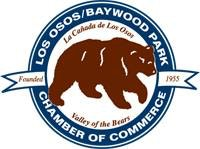Los Osos Chamber or Commerce Logo with bear