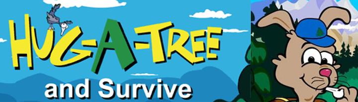 Hug-A-Tree Comic photo