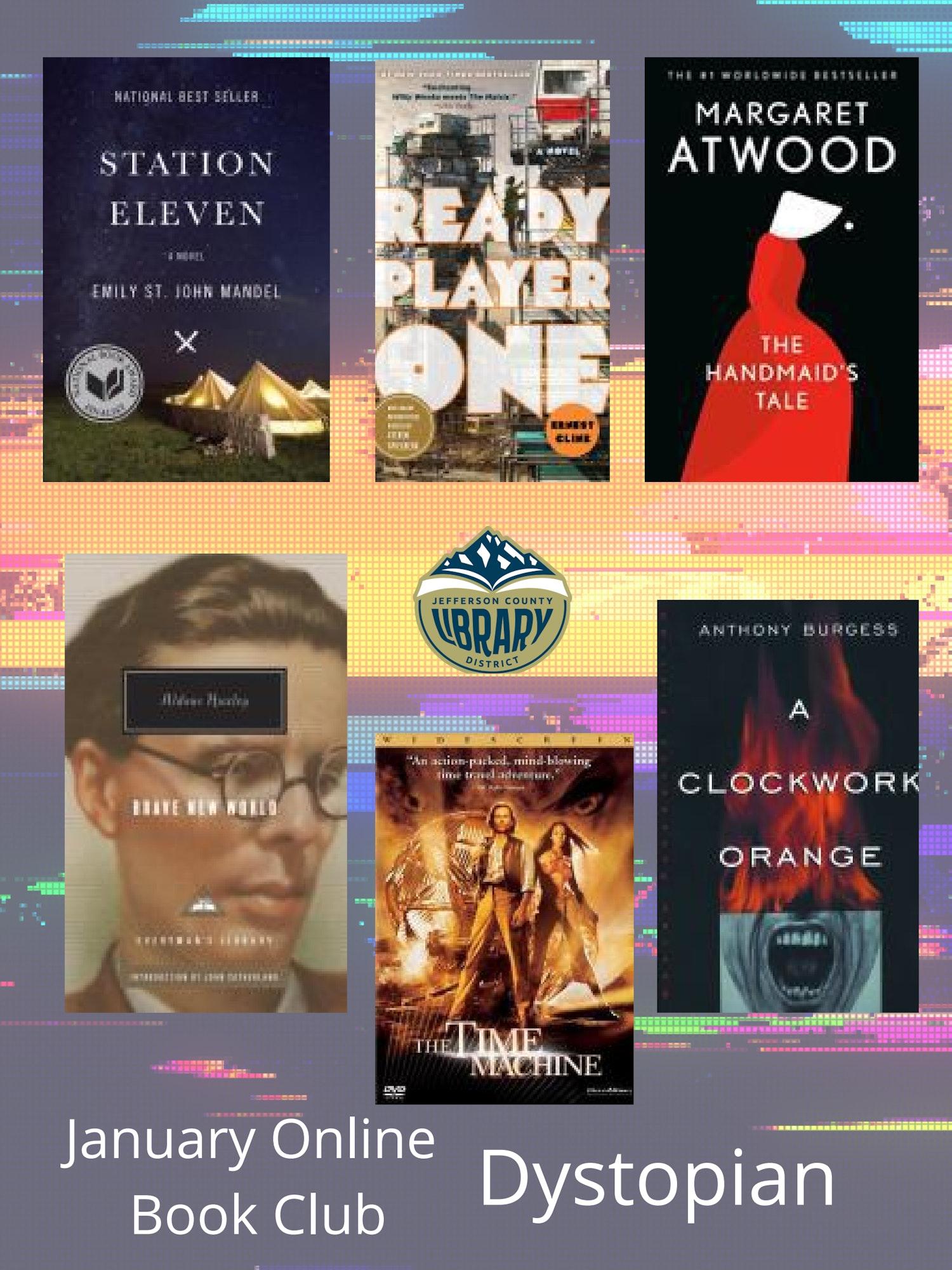 January, book club, genre