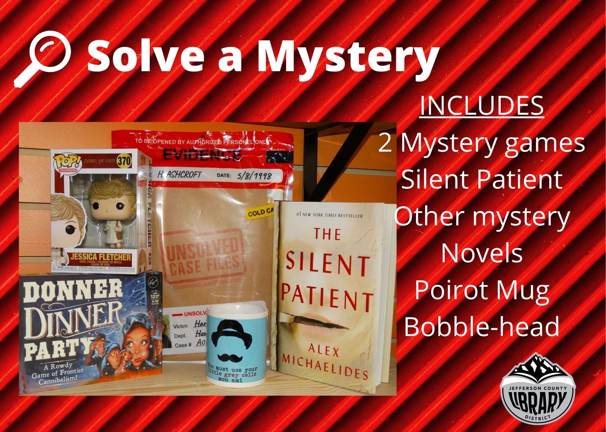Solve a Mystery Basket