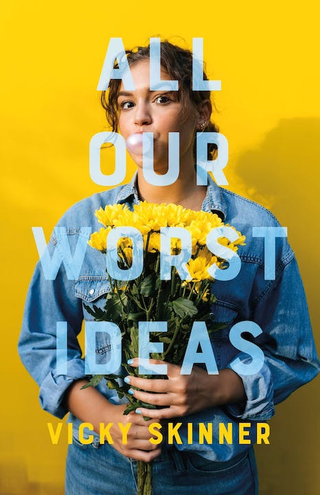book cover: All Our Worst Ideas