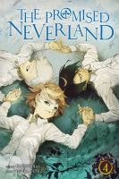 Book cover The Promised Neverland volume 4