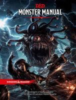 Book cover D&D Monster Manual
