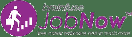 Brainfuse JobNow logo