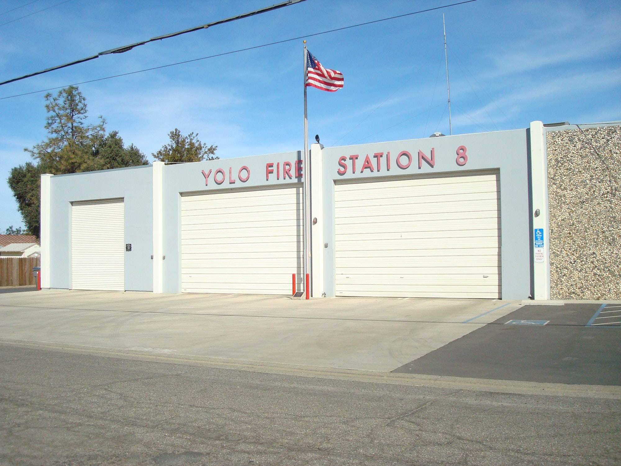 Station 8 in Yolo, CA