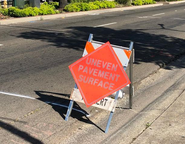 May contain: road, tarmac, and asphalt