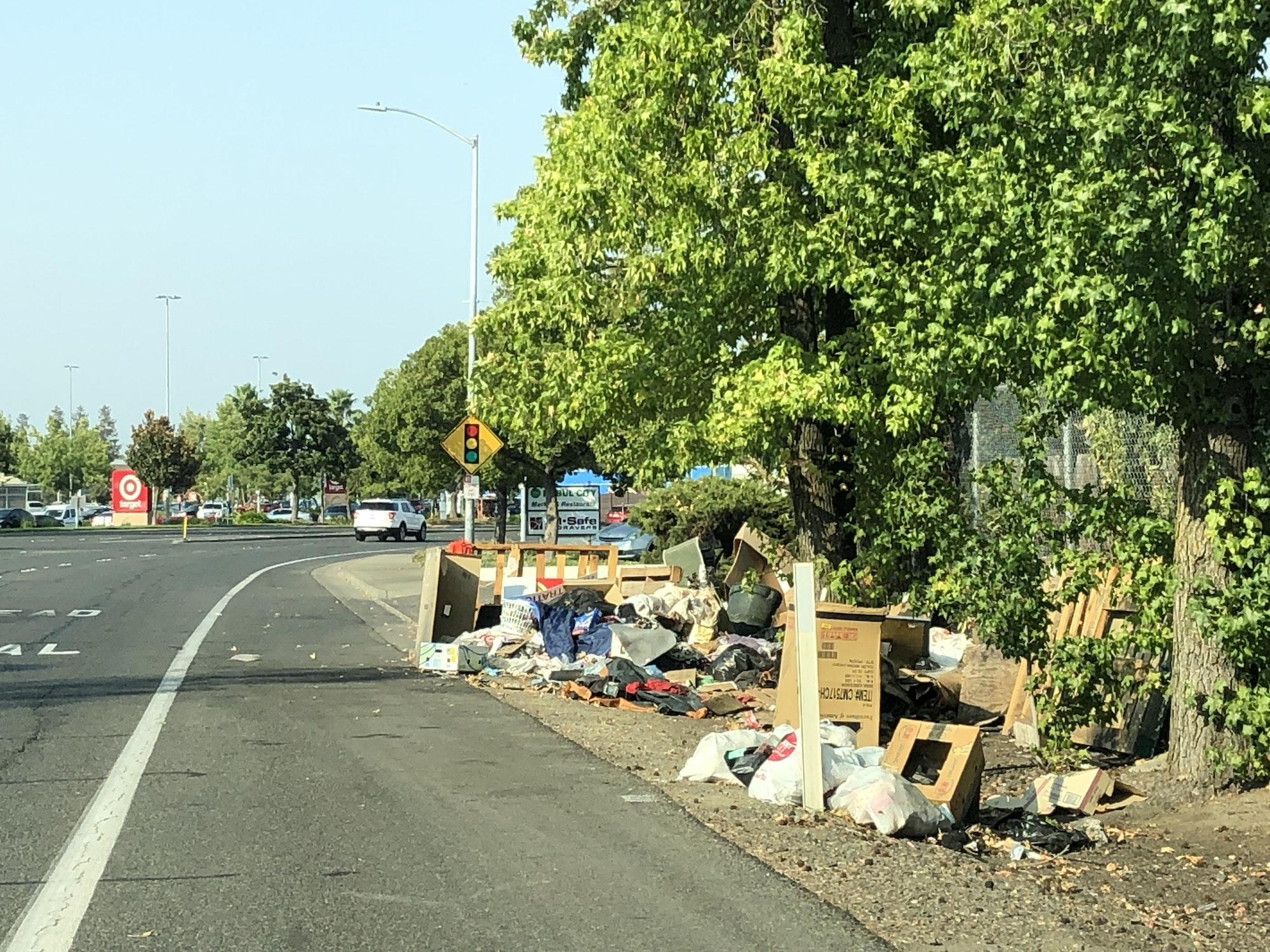 May contain: road, tarmac, asphalt, highway, and freeway