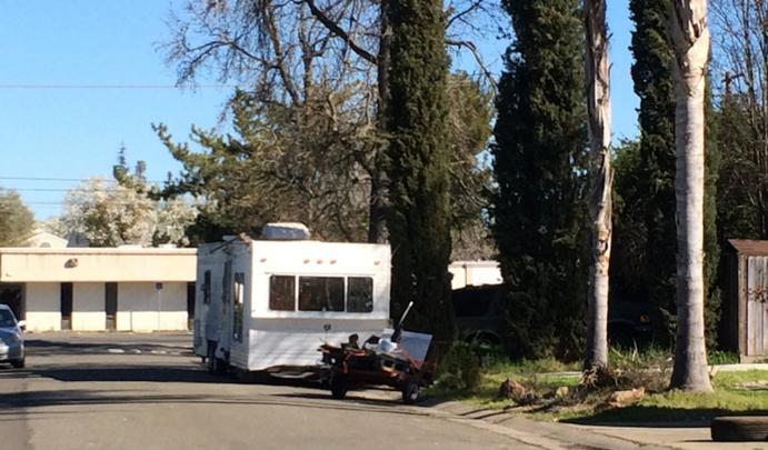 May contain: van, vehicle, transportation, and rv