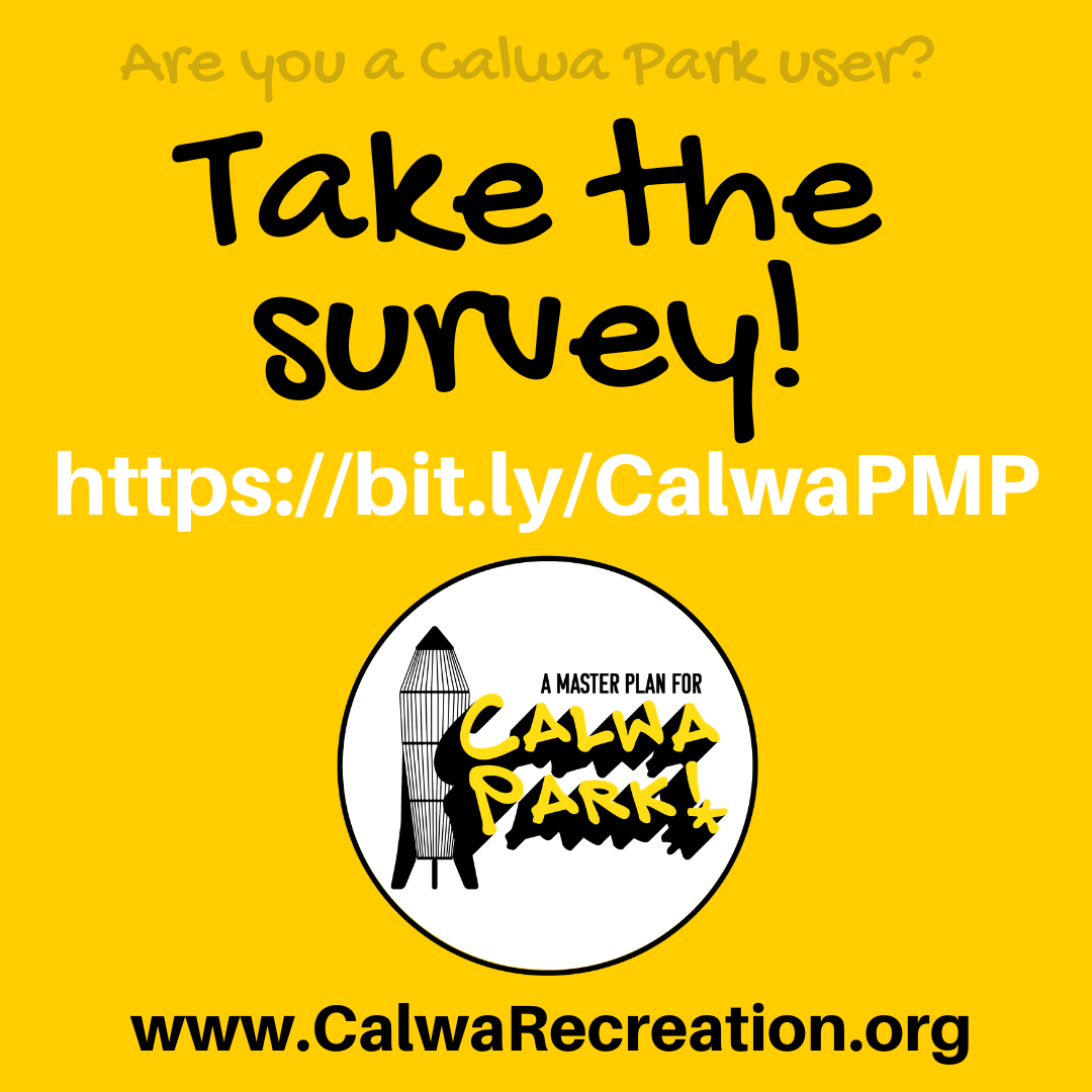 Take the survey graphic
