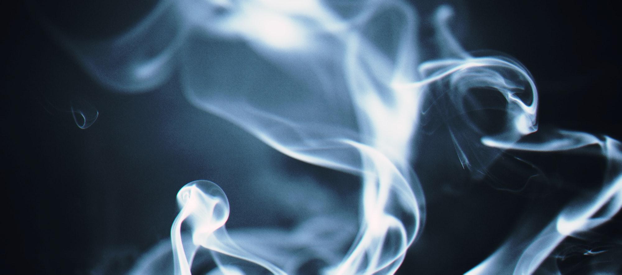 May contain: smoke