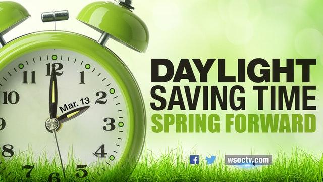 Daylight Saving Time Rancho Murieta Community Services District