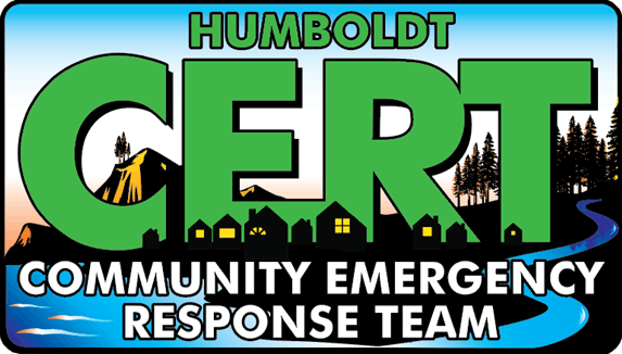 Contains Text Humboldt Community Emergency Response Team