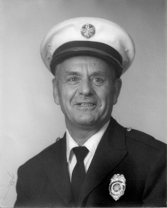 Photo of Chief Archie Bernardi