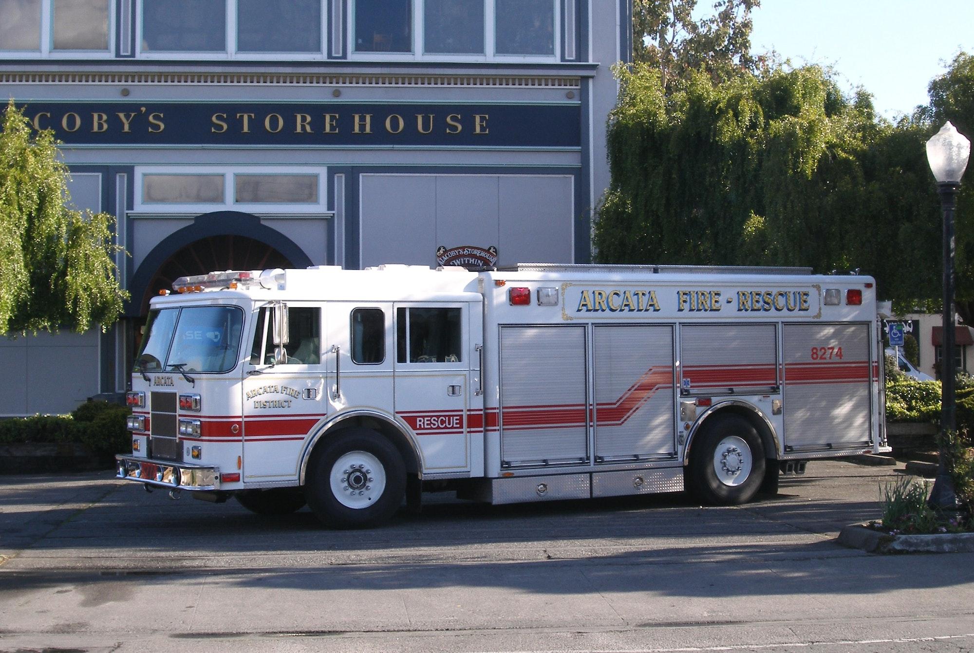 Rescue 8274 circa 90's- 2000's.