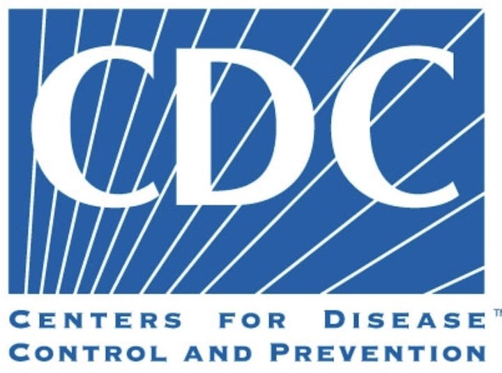 Logo for Center for Disease Control and Prevention