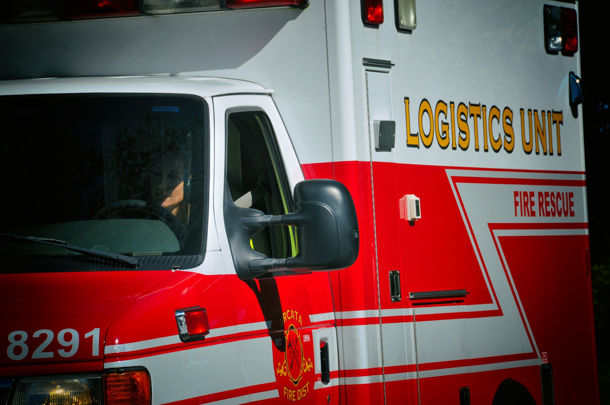 Current photo of Logistics unit 8291.