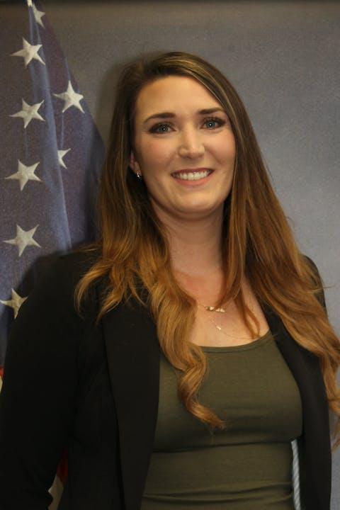 Staff photo of Nicole Johnson