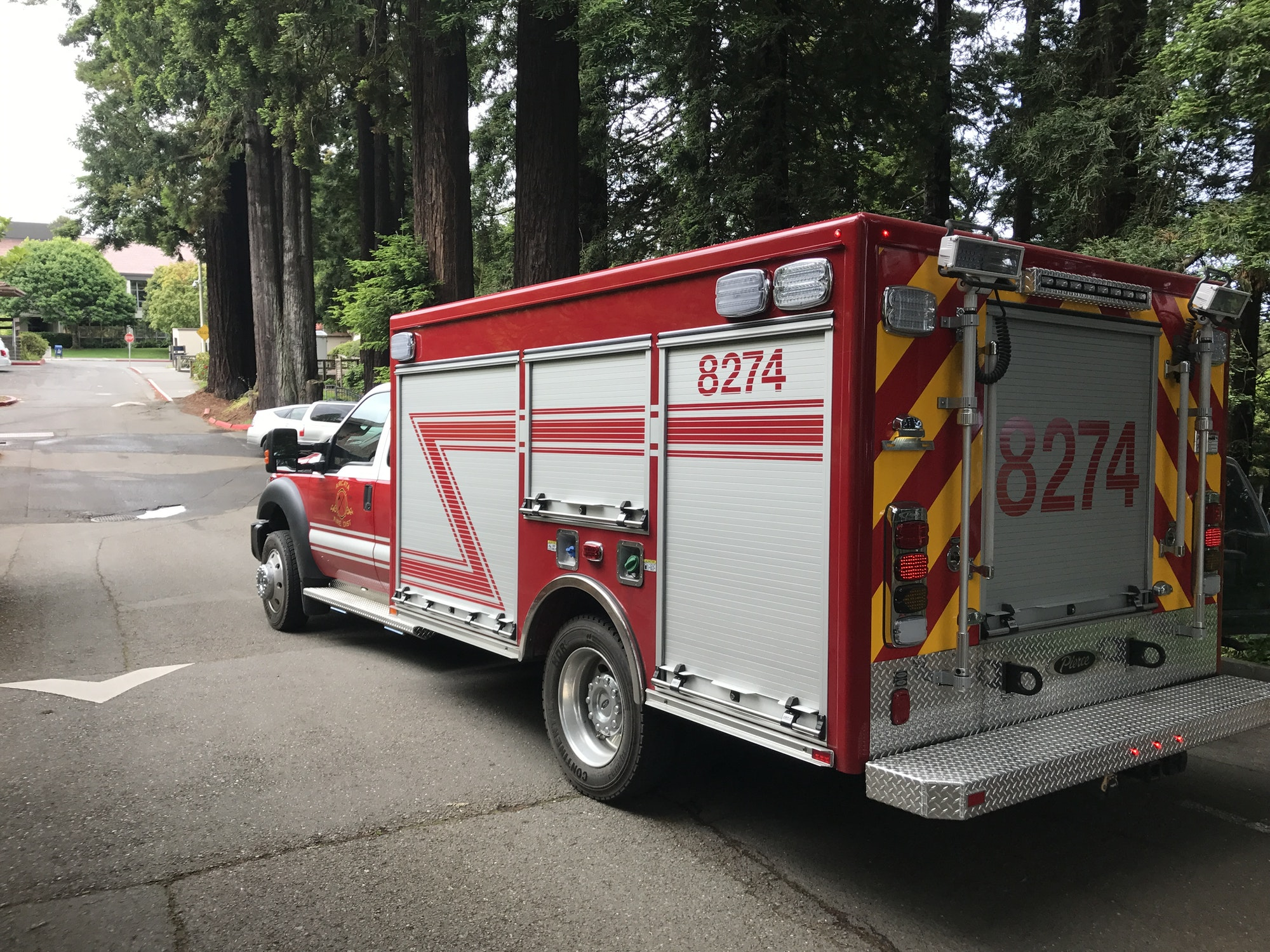 Photo of current Rescue 8274