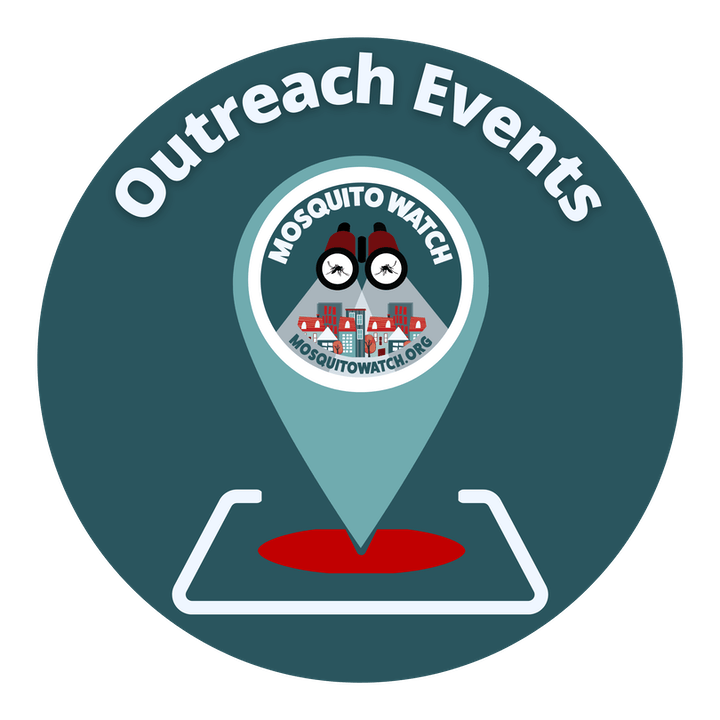 GLAmosquito outreach events