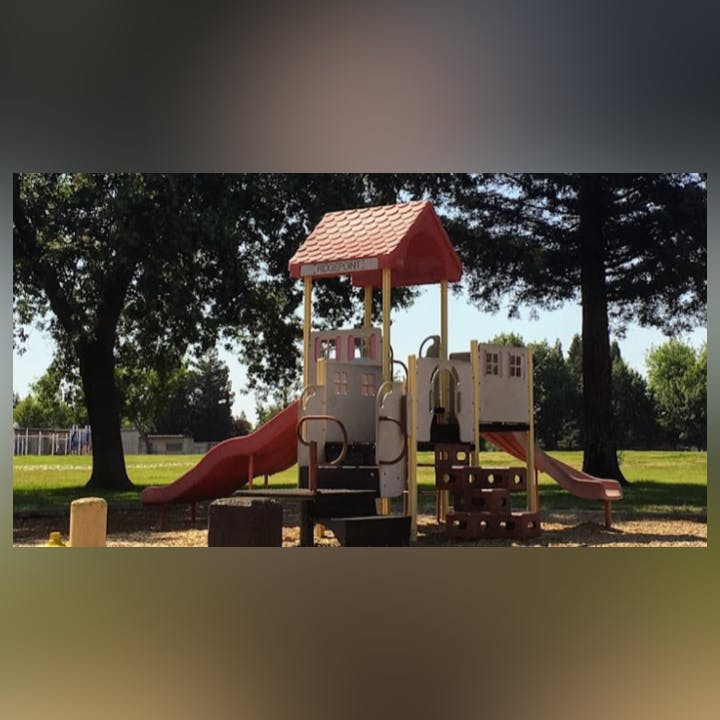 May contain: play area, playground, and outdoor play area