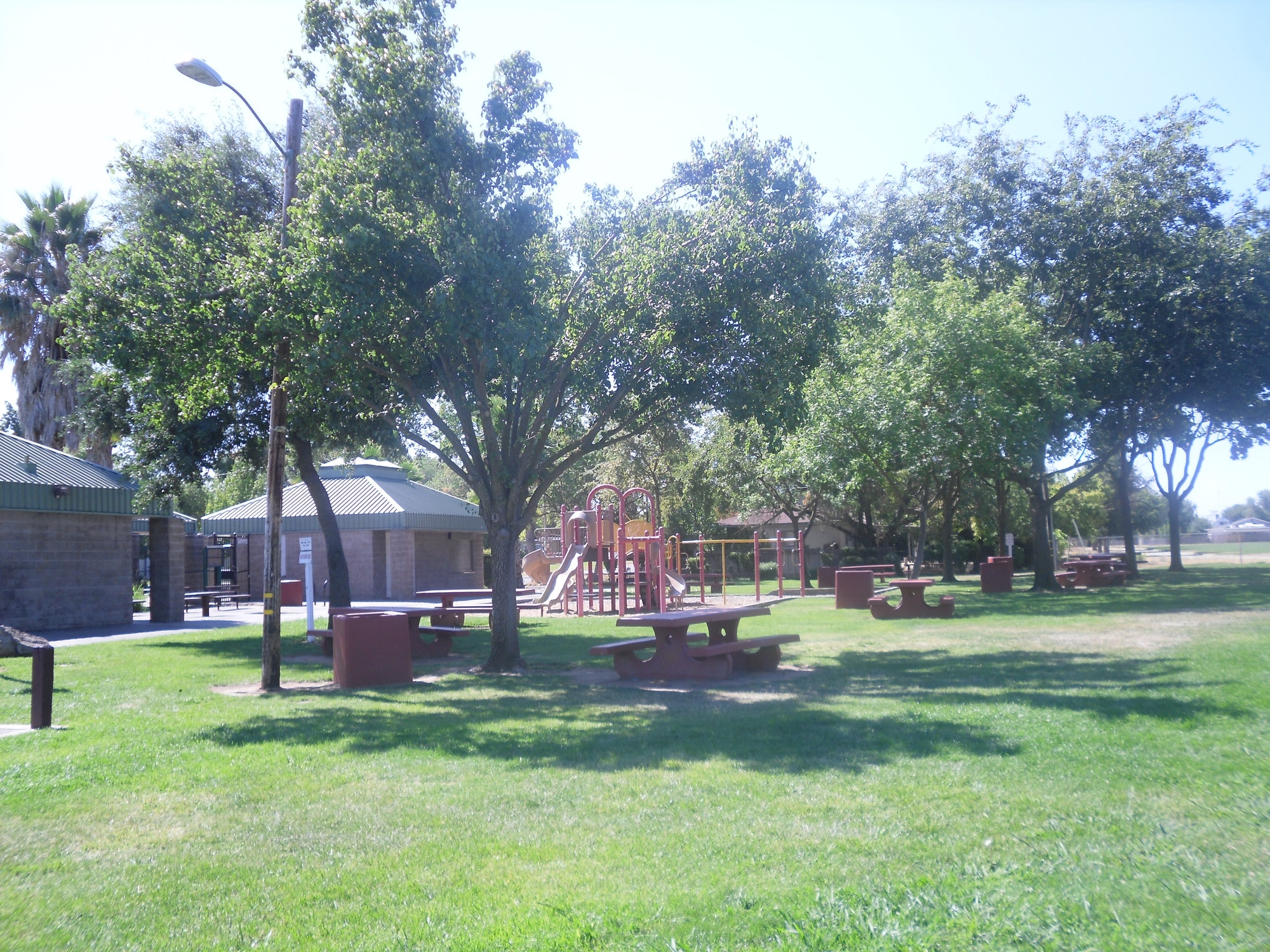 Highlands Community Sports Complex playground