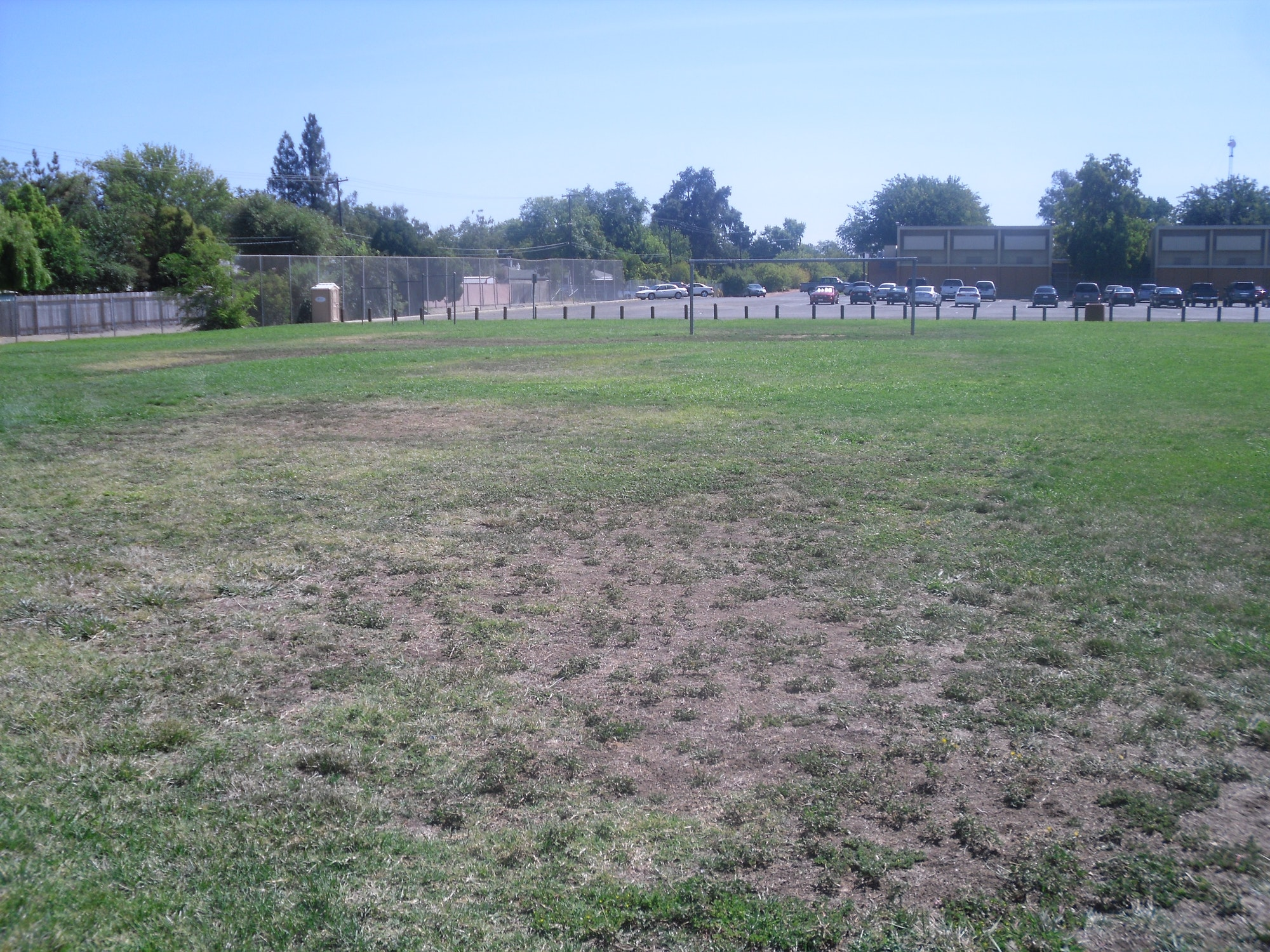 Highlands Community Sports Complex grassy area