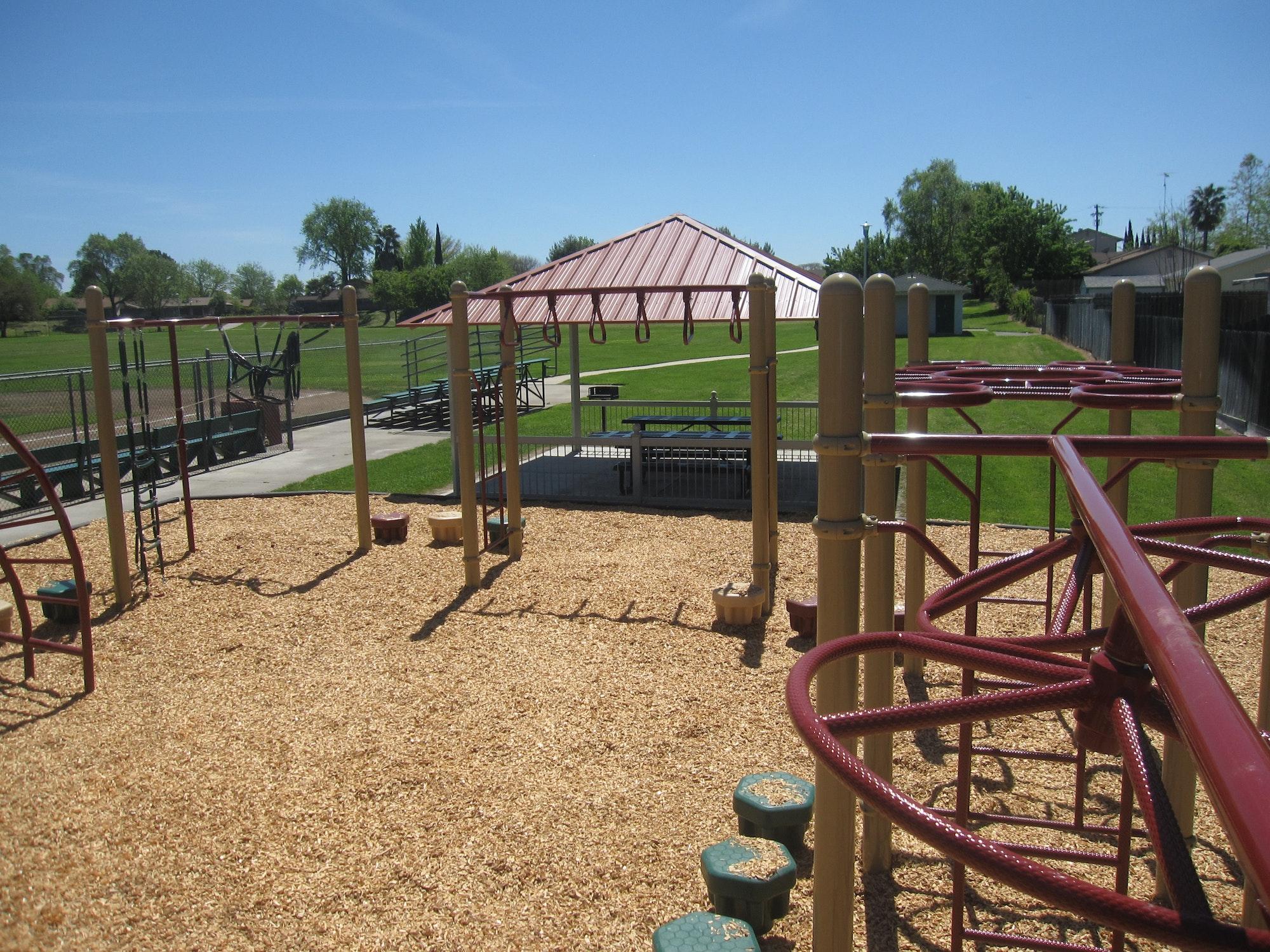 Brock Park Sports Complex Playground