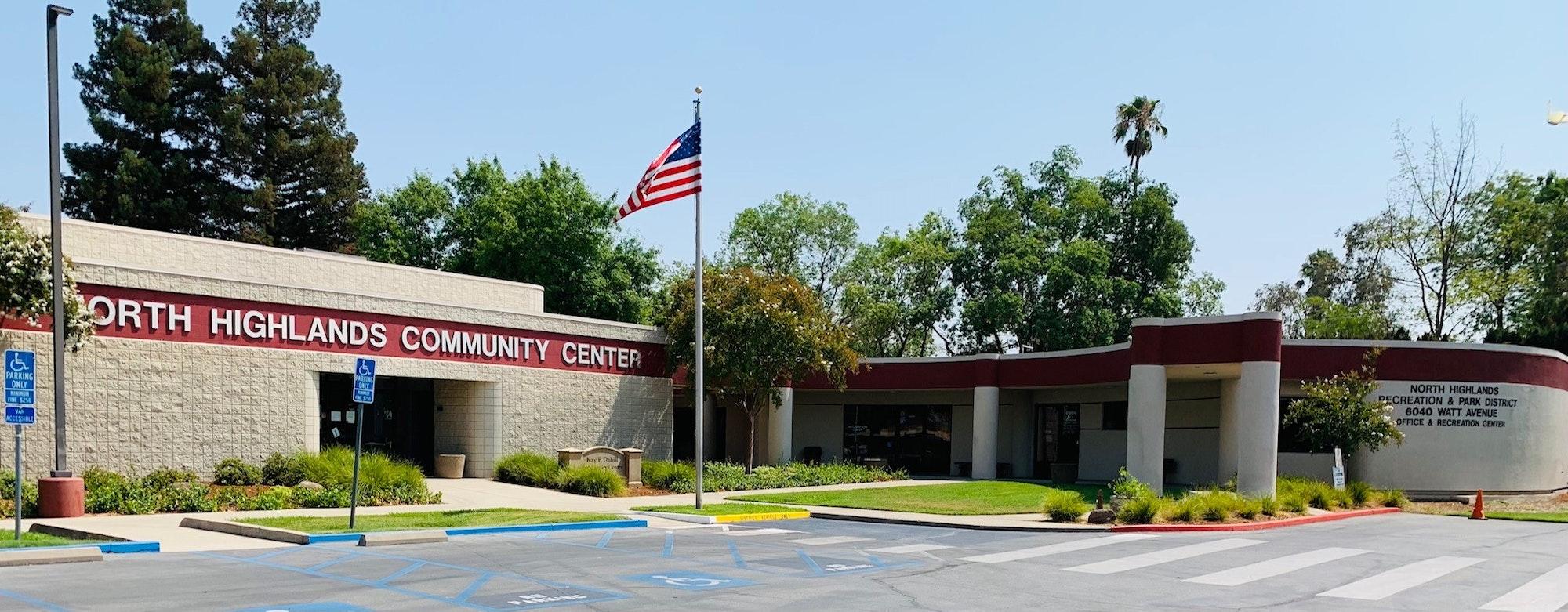 North Highlands Community Center & Recreation Center