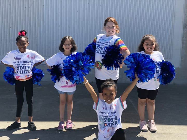 Youth Cheer Team