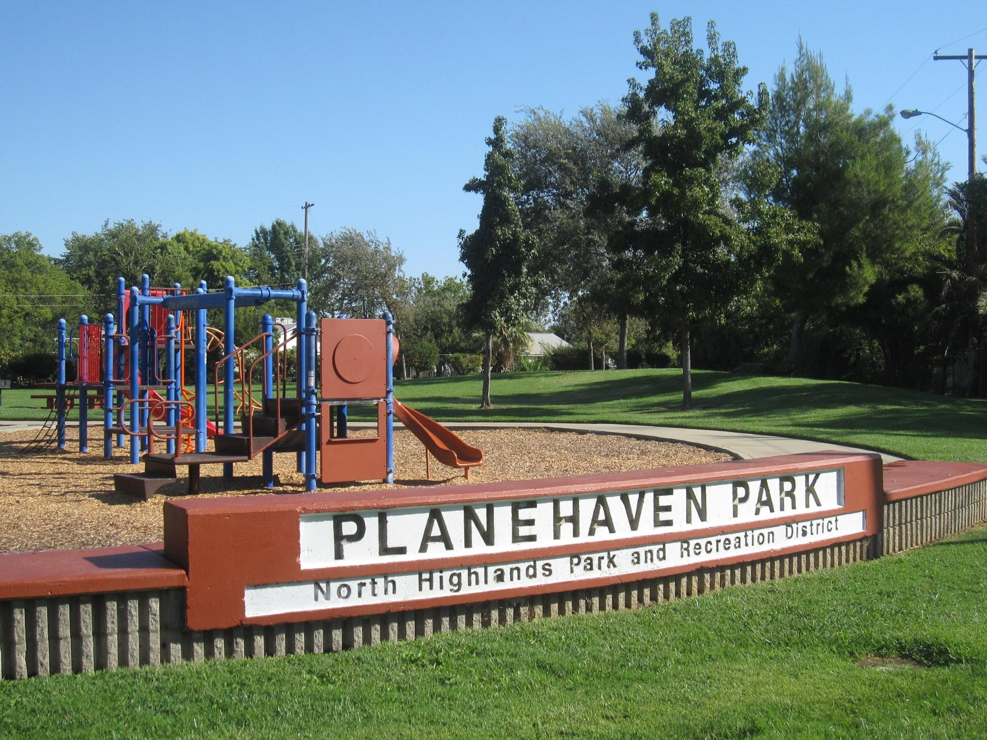 Planehaven Park playground