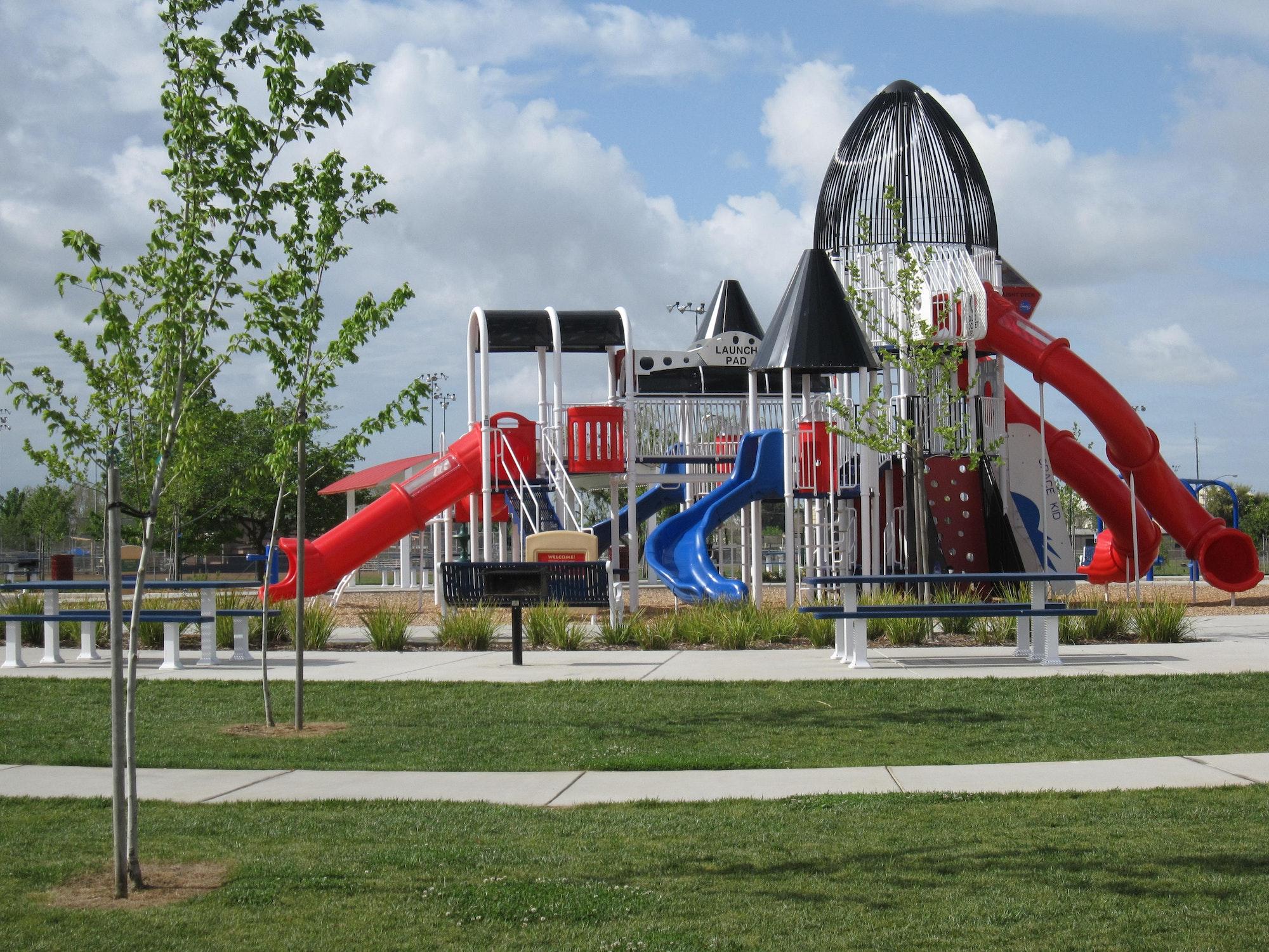 Freedom Park playground
