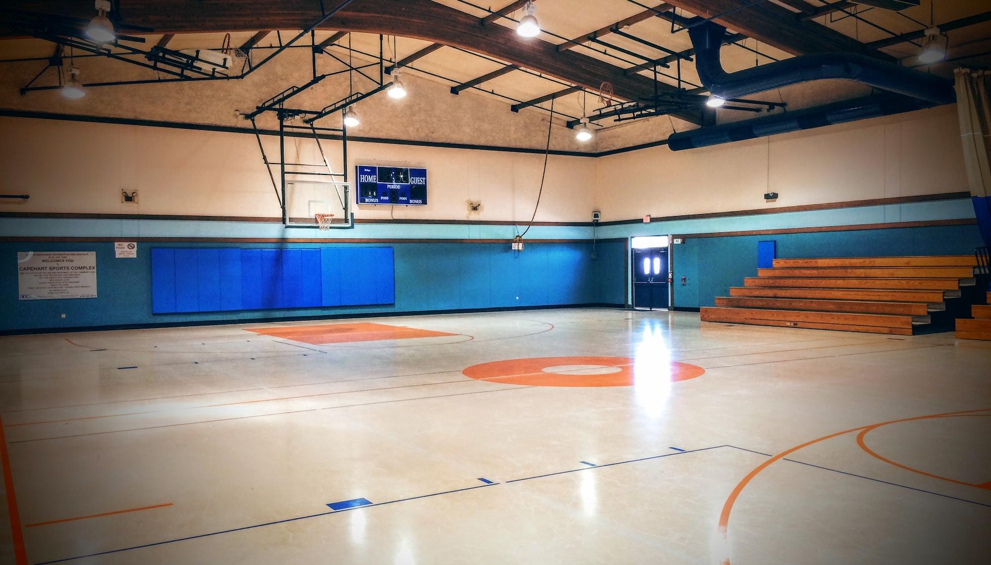 Capehart Gymnasium