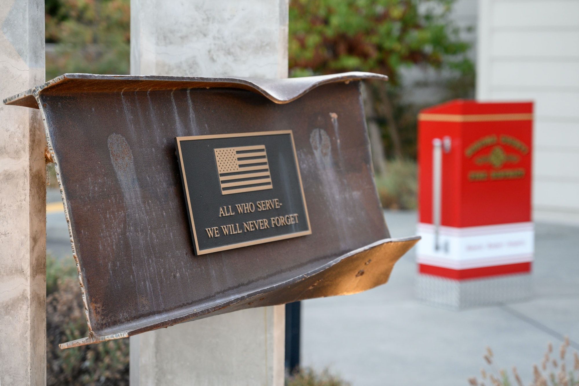 May contain: mailbox and letterbox
