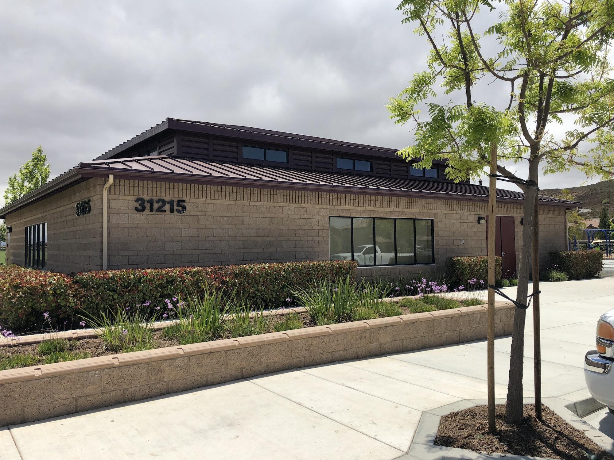 Rancho Bella Vista 2 Community Center and Park - Valley-Wide
