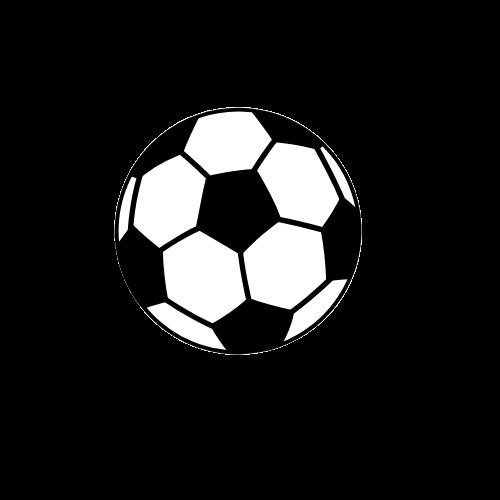 May contain: soccer ball, football, sport, team sport, soccer, ball, team, and sports