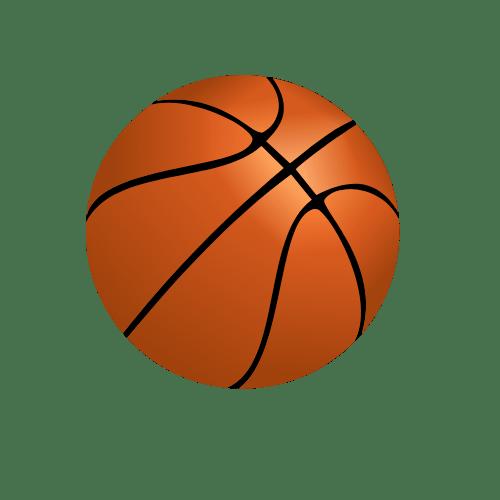 ball, basketball, orange/brown
